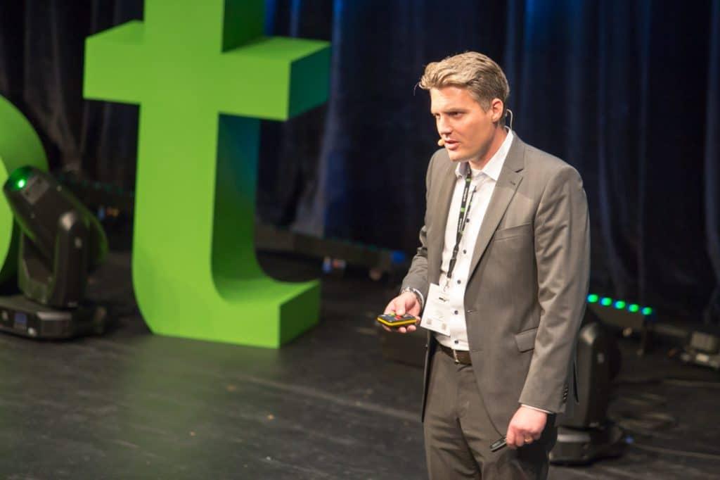 Stefan Döring auf dem KGSt-Forum