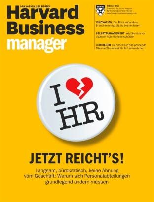 HR, Jetzt reicht`s! Dienstleistung HR