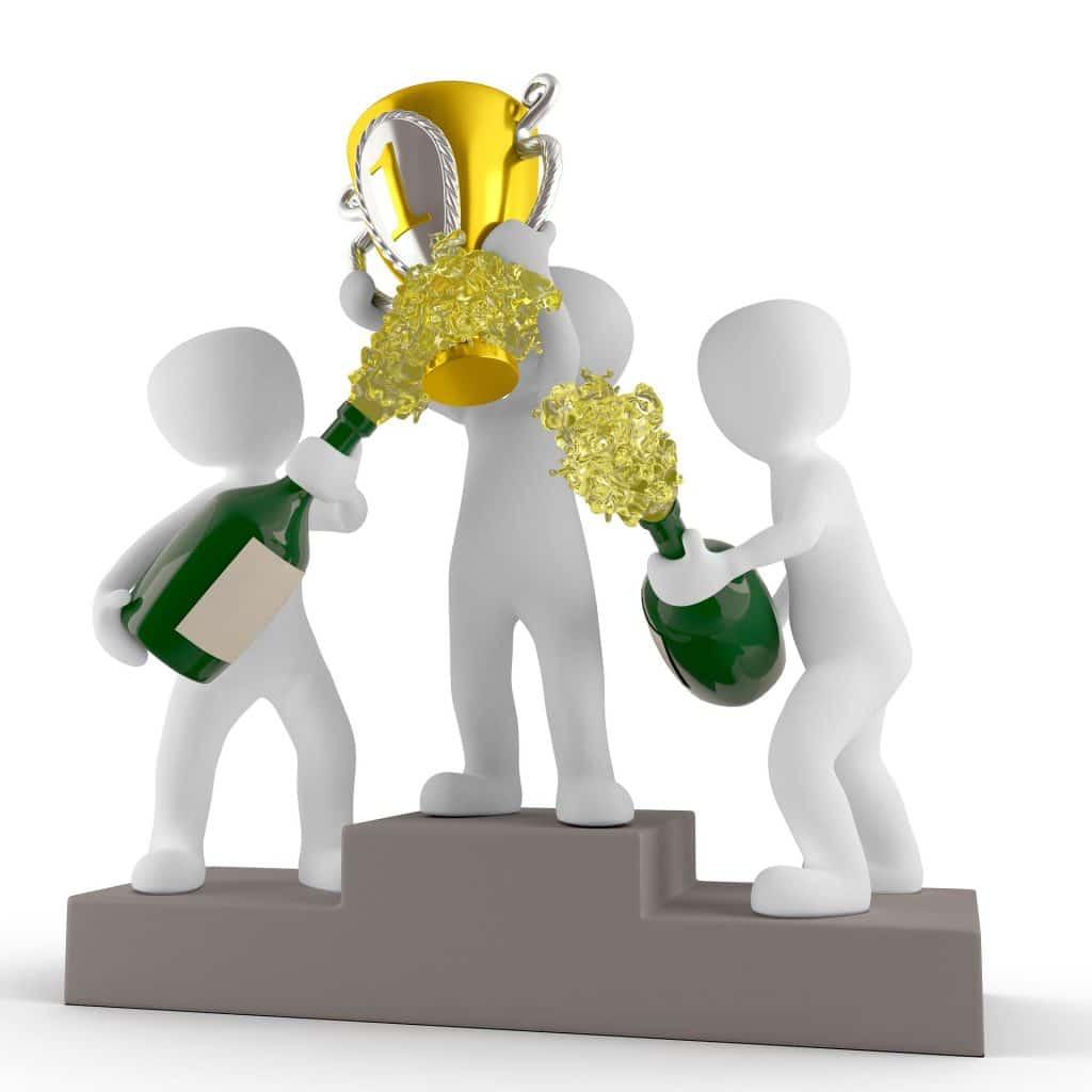 Siegel und Auszeichnungen sind nicht ausreichend als Nachweis für erfolgreiches Recruiting